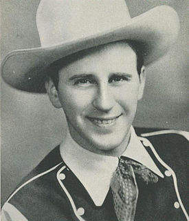 Pee Wee King country musician and songwriter