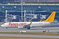TC-ADP - B738 - Pegasus Airlines