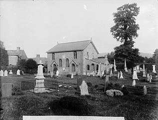 Pendref Chapel (Cong), Llanfyllin
