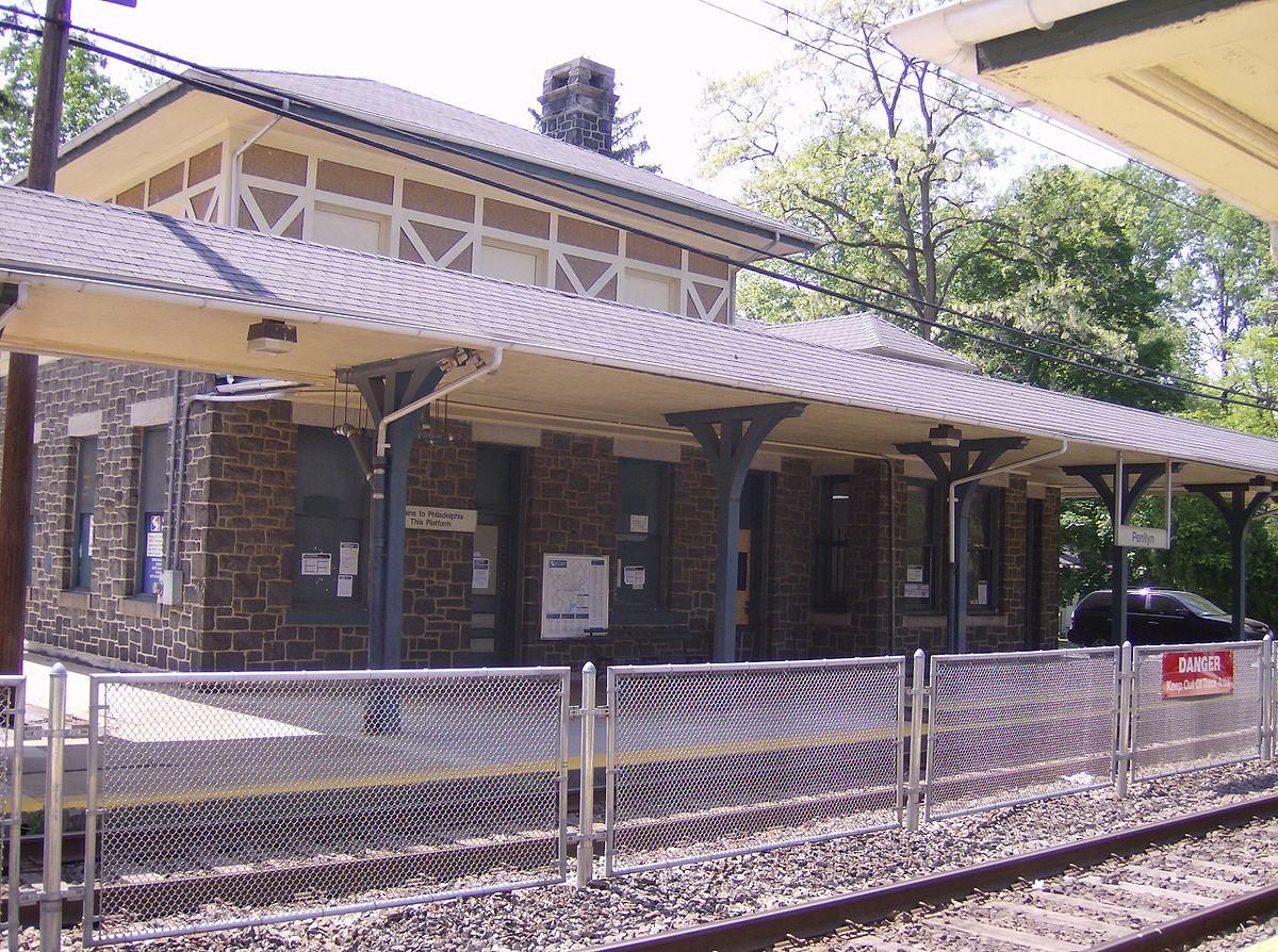 Penllyn Station Septa Wikipedia