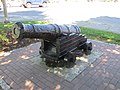 Penobscot Expedition Cannon, Brewer, Maine image 2.jpg
