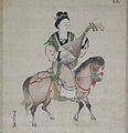 Periodo edo, kosumi morihage, wang zhaojun, XVII sec. 02.JPG