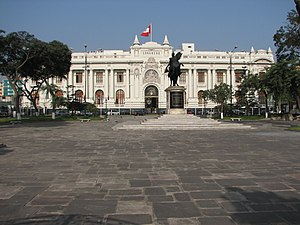Politics of Peru - Congress of the Republic of Peru.
