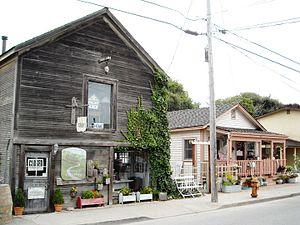 Pescadero, California - Old Town, Pescadero, California
