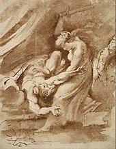 Judith enthauptet Holofernes, 1609/1610 (Quelle: Wikimedia)
