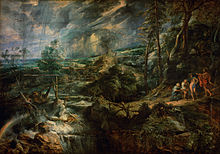 Peter Paul Rubens - Landscape with Philemon and Baucis - Google Art Project.jpg