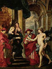 Le Traité d'Angoulème le 30 avril 1619