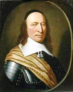 Peter Stuyvesant Dutch politician