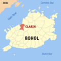 Ph locator bohol clarin.png