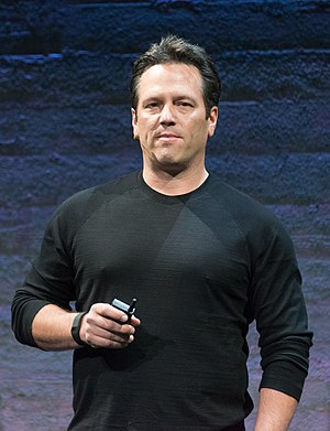 Phil Spencer (business executive) - Image: Phil Spencer Xbox