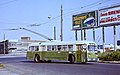 Philadelphia ACF-Brill trolleybus 215 on route 79 in 1978.jpg