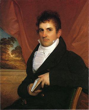 John Wesley Jarvis - Image: Philip Hone by John Wesley Jarvis 1809