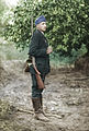 Photo History WWI Hungary - A Hungarian soldier on the Italian front (colored).jpg