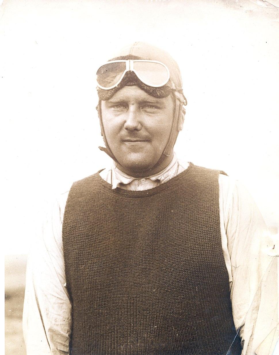 Photograph of airmail pilot Lloyd Bertaud (4010610543)