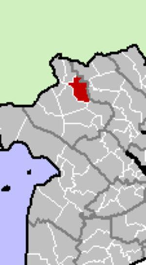 Phú Tân District - Image: Phu Tan District