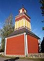 Pieksämäki Old Church - bell tower 2.jpg
