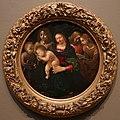 Piero di cosimo, madonna col bambino, san giovannino, santa cecilia e angeli, 1505 ca. 01.jpg
