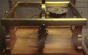 Pierre Le Roy - Pierre Le Roy chronometer, 1766, Musée des Arts et Métiers