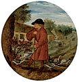 Pieter Brueghel le Jeune - Le gardien d'oies.JPG