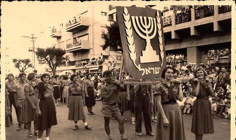 תהלוכת 1 במאי בתל אביב