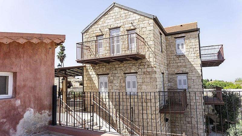 בית אבן בזכרון יעקב