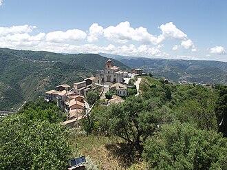 Piraino - Image: Piraino Chiesa 2
