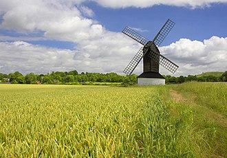 Pitstone Windmill - Pitstone Windmill