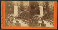 Piwyac - The Vernal Fall, 300 feet, Yosemite Valley, Mariposa Co, by Watkins, Carleton E., 1829-1916.png