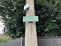 Plaque Allée Turenne - Aulnay Bois - 2020-08-22 - 1.jpg