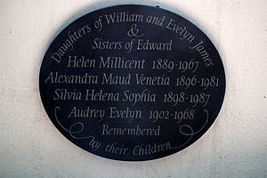 Edward James - St Andrew's West Dean, West Sussex, UK