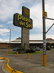 Plaza del Sol commercial center