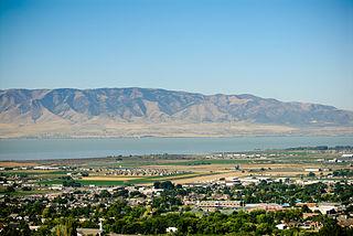 Lake Mountains mountain range in Utah, United States