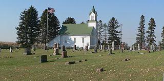 United Brethren Church (Union County, South Dakota) United States historic place
