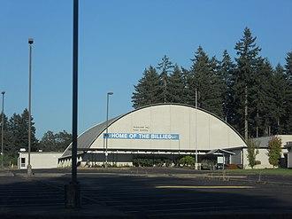 Pleasant Hill High School (Oregon) - Image: Pleasant Hill High School (Oregon)