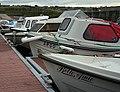 Pleasure boats of Hopeman - geograph.org.uk - 998621.jpg