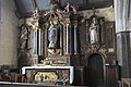 Pleyber-Christ Église Saint-Pierre Autel 750.jpg