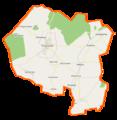 Pogorzela (gmina) location map.png