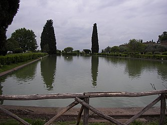 Poikile of Villa Adriana water.jpg
