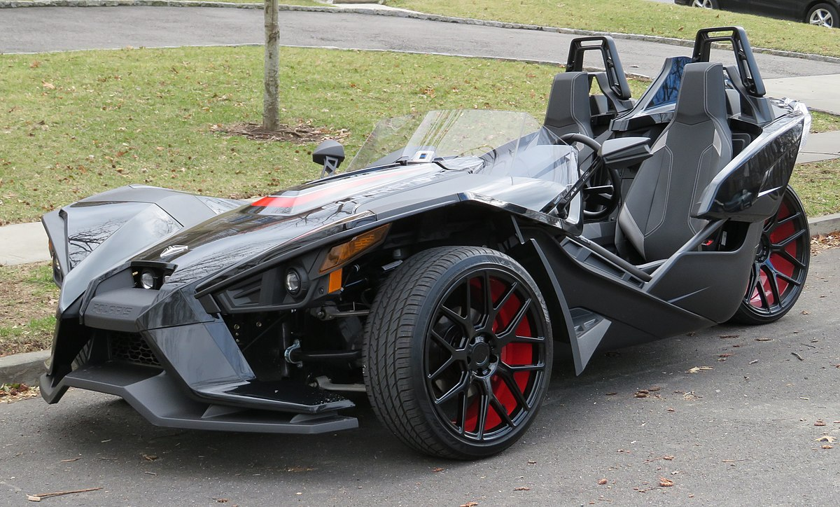 Polaris Slingshot Wikipedia