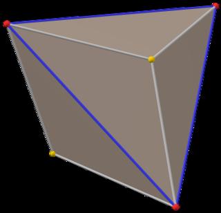Catalan solid polyhedron