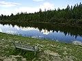 Pond in Hidden Valley - Hidden Valley B&B - Near Whitehorse - Yukon Territory - Canada.jpg
