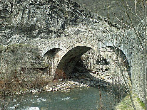 Photo - Pont de Saint-Roch ou Vieux Pont