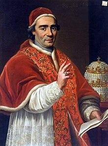 Papa Clemente XIV.