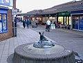 Porcine sculpture - geograph.org.uk - 301424.jpg
