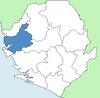 Port Loko District Sierra Leone locator.png