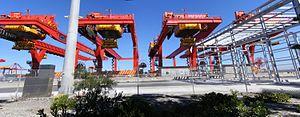 Port Botany, New South Wales - Image: Port bot
