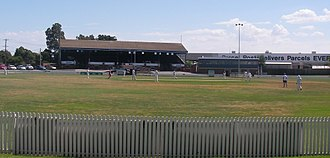 North Port Oval - Image: Port melbourne oval