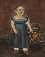 Portrait of Adelia Ellender