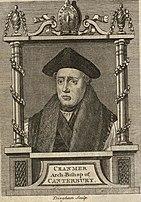 Cranmer Arch-bishop of Canterbury