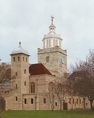 Anglican Diocese of Portsmouth - Portsmouth cathedral